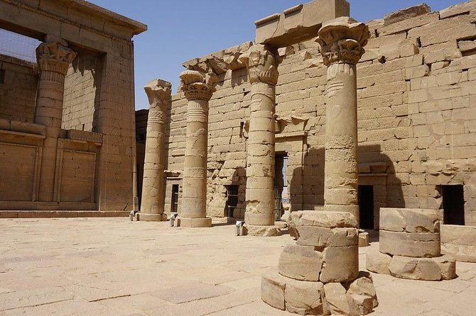 Kalabsha and Nubian Museum Guided Day Tour from Aswan