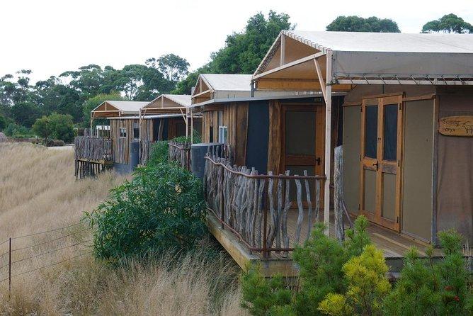 Slumber Safari at Werribee Open Range Zoo