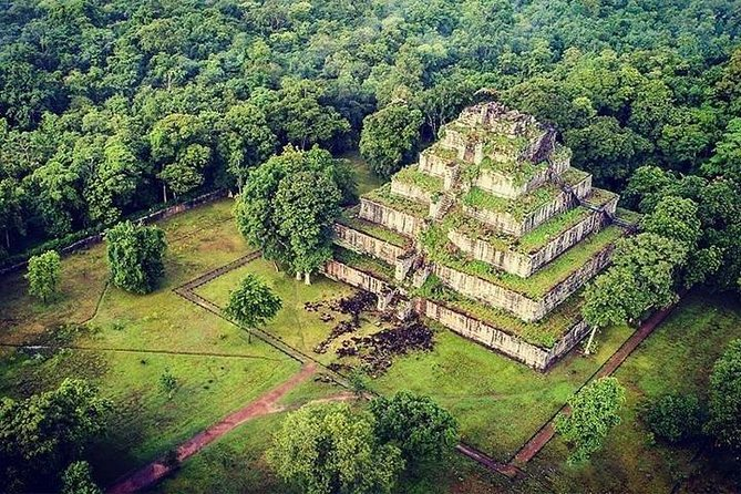 4 Days - Major Temples & Kulen mountain & Koh Ker & Beng Mealea from Siem Reap