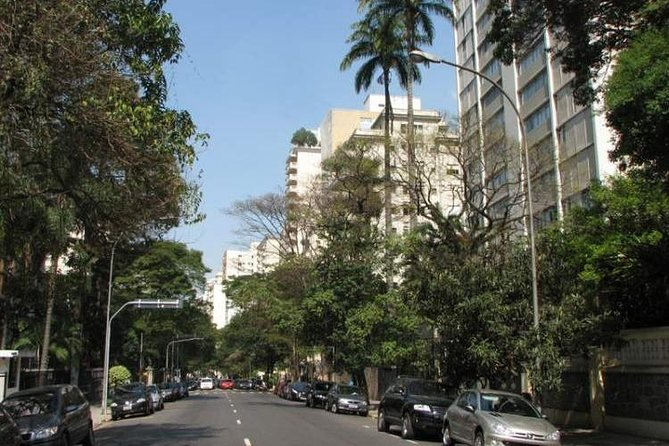 Full Shared Tour São Paulo (weekend only) - 7 hours