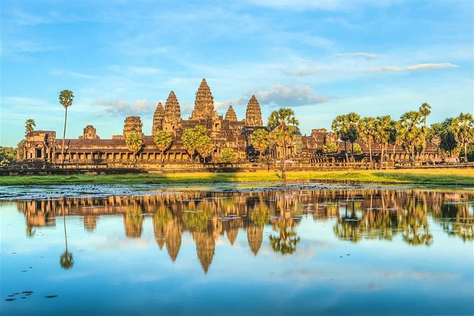 Angkor Wat Private Full Day Tour from Siem Reap photo 5