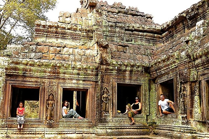 Angkor Wat Private Full Day Tour from Siem Reap photo 4