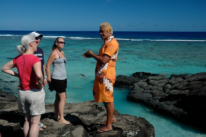 Rarotonga Orientation & Sightseeing Tour