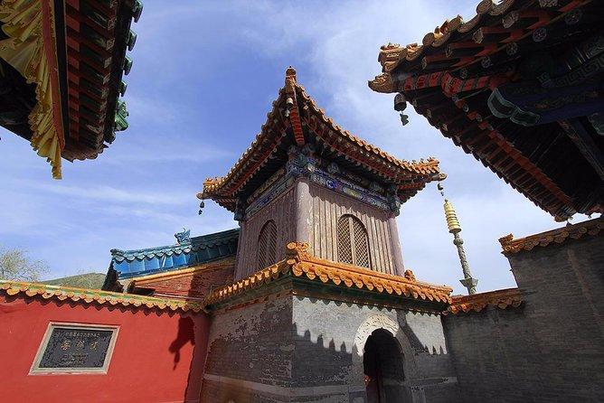 Wutaishan Mountain