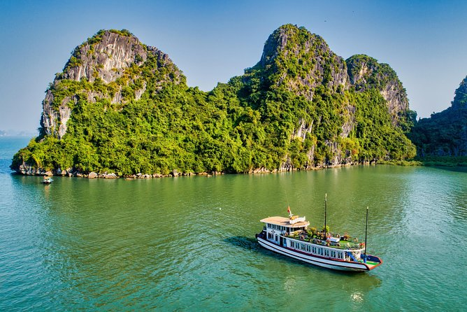(Official) Halong Sen luxury cruise - One day tour