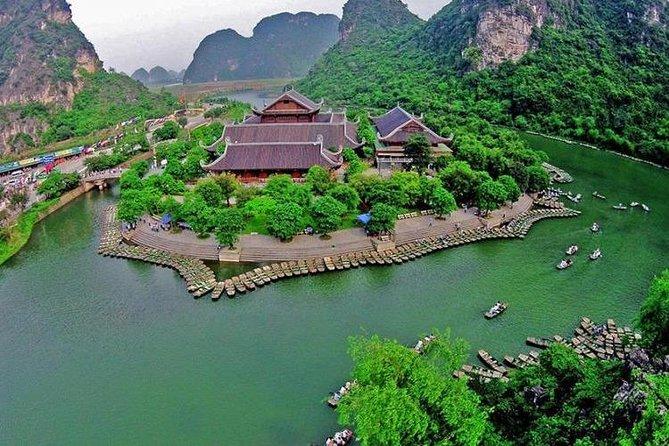 Full day Hoa Lu - Mua Cave - Trang An Eco Tourism From Hanoi