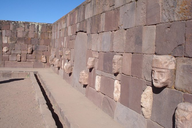TIWANAKU - The cradle of andean civilizations