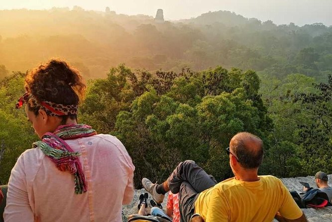Tikal Extended Sunrise Tour From Flores-El Remate