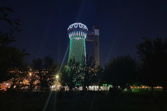 "Skip the Line: Bukhara Tower ""Shukhov"" Ticket"