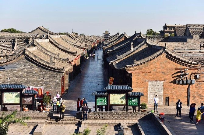 Private Tour of Pingyao Ancient City, Qiao's Family Compound,Shuanglin Temple