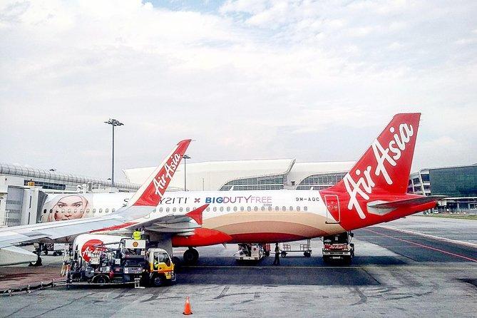 Kuala Lumpur International Airport Transfer ( KLIA / KLIA2 ) to KL City