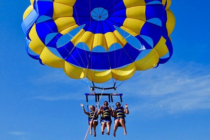 Boracay Island Hopping w/ Lunch and Hot Kawa Bath + Parasailing + Helmet Diving photo 14