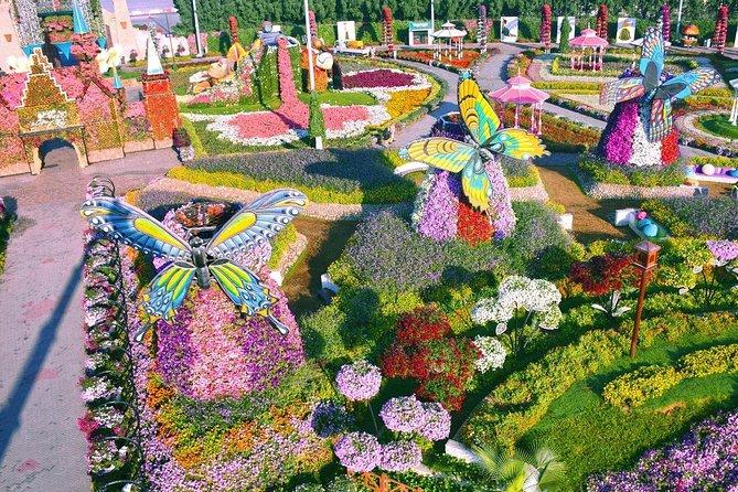 Miracle Garden Dubai on Sharing Transfer