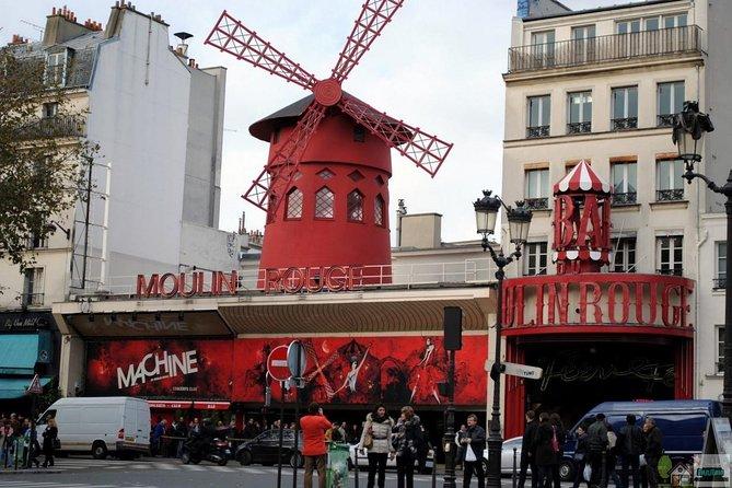 3 hour Paris City Tour Audio guide. For rent. Cheap and comfortable!