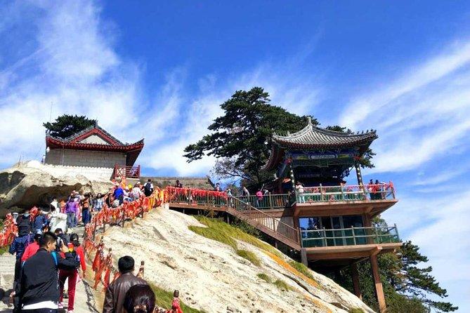 Xian Full Day Adventure trip to Huashan Mountain