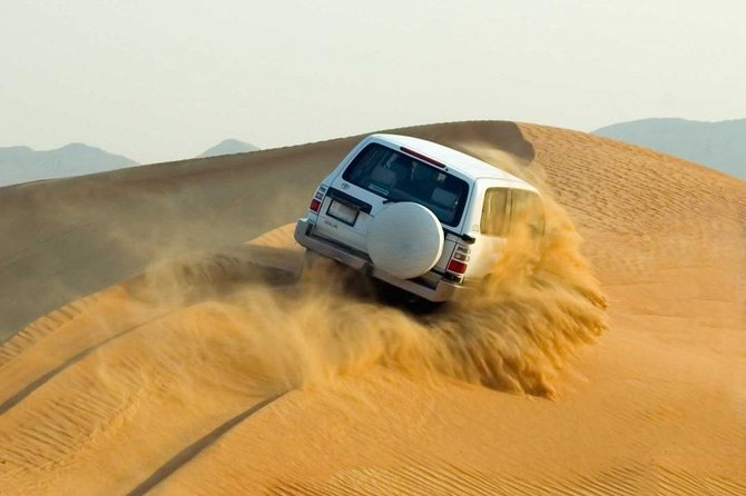 Morning Desert Safari - with Dune Bashing & Sand Boarding