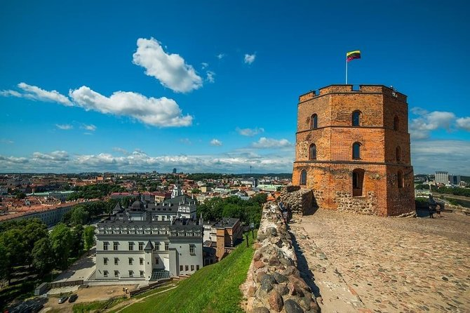 Private Tour: All-Highlights of the Vilnius Old Town