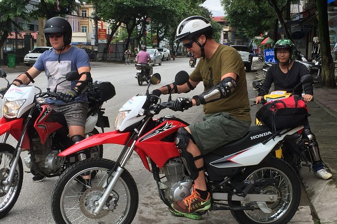VT5682 – 3-Day Motorbike Tour Ha Giang – Dong Van – Meo Vac (Homestay, Trekking)