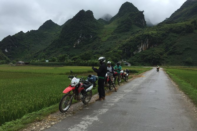 Ha Giang Loop by motorbike