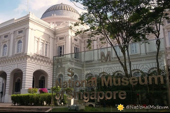 Uncover local history at oldest museum The National Museum of Singapore photo 1