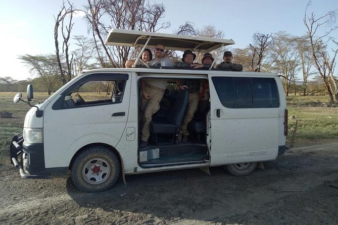 6 Days Maasai Mara - Lake Nakuru - Amboseli.