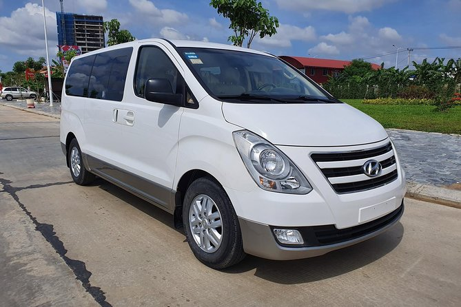 Private Taxi Phnom Penh to Kep overland transfer