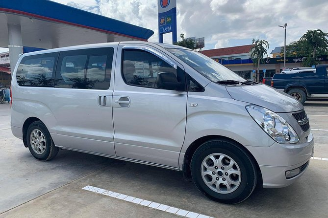 Phnom Penh Airport to Kampot Taxi Transfer with Private Relaible Driver
