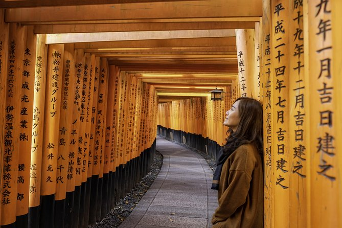 Leave the crowds behind: Morning Introduction to Kyoto