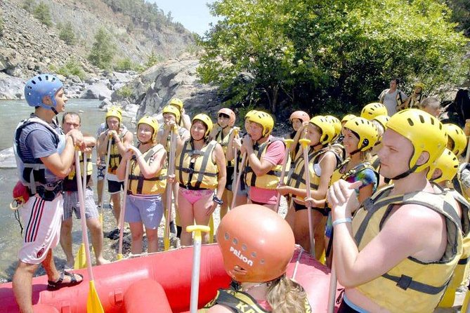 ATV Safari or JEEP Safari and Rafting at Koprulu Canyon from Antalya regions photo 5