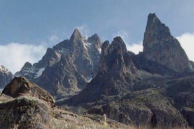 5-Day Mt Kenya Trek (Sirimon Route with Peak Circuit)