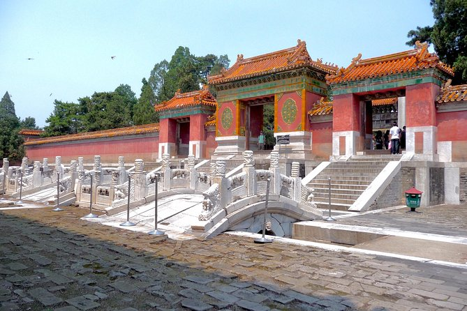 Private Excursion Tour to East Qing Tombs from Beijing photo 3