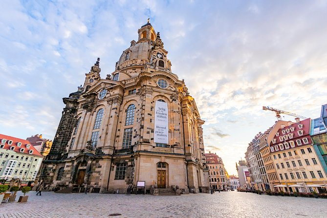 Historical Walk through Dresden with a Local