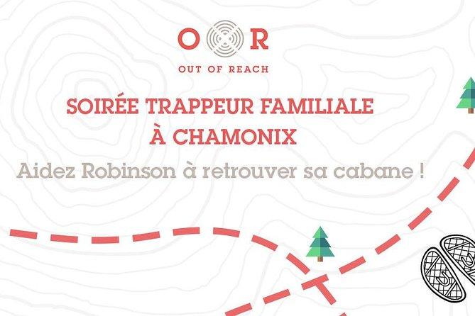 Noite de caçadores de famílias em Chamonix: ajude Robinson a encontrar sua cabana!