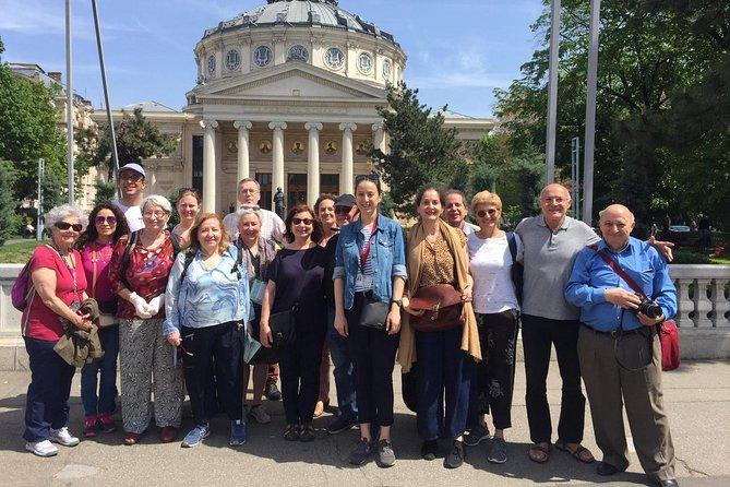 Roaring Romania Bucharest Tour