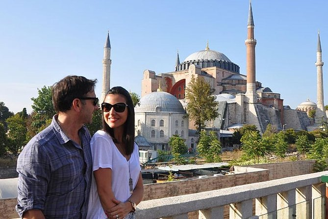 Istanbul Historical Sightseeing Tour