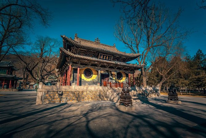 All Inclusive Taiyuan Private Tour to Jinci Temple and Mengshan Buddha