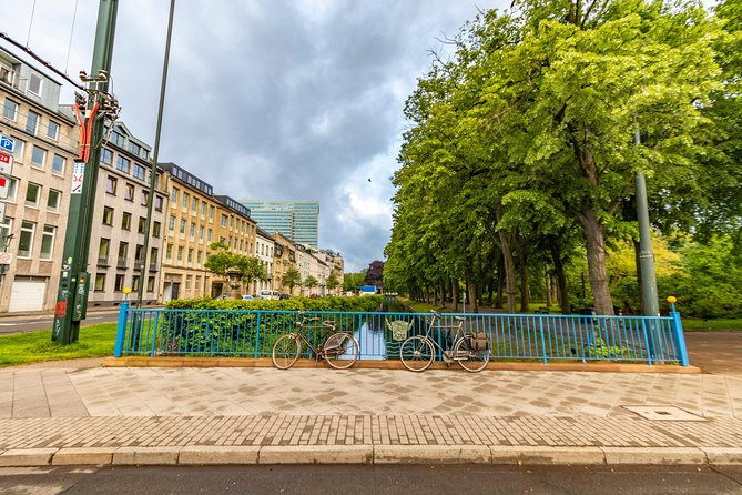 The Instagrammable Places of Dusseldorf with a Local