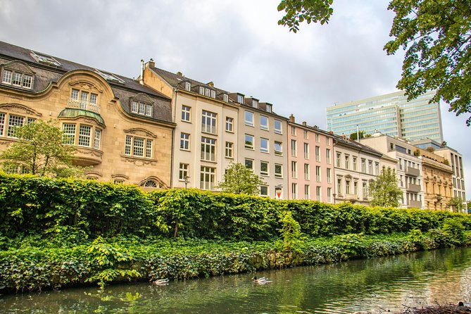 Discover Dusseldorf in 60 Minutes with a Local - Walking Tour