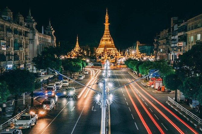 Yangon Full day sightseeing (Circular Train Included)
