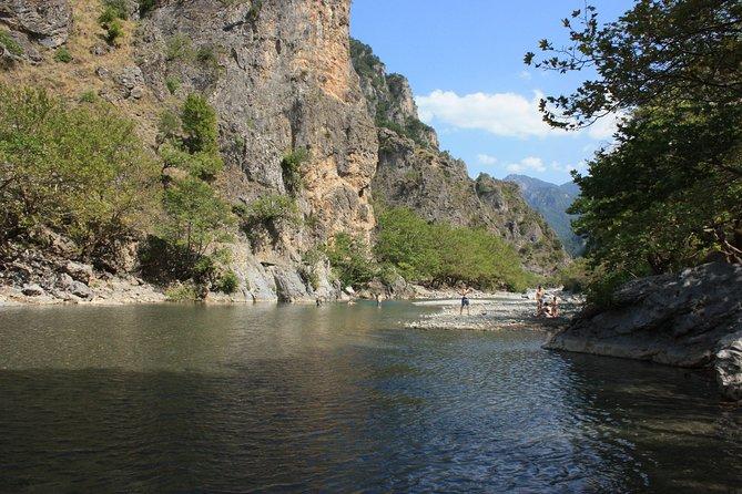 Aoos river (Konitsa's bridge – Stomio's Monastery)