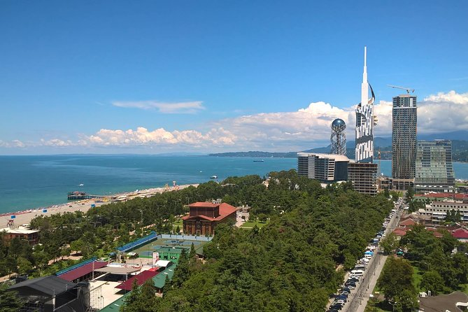 Private Airport transfer Batumi International Airport to Batumi City Center