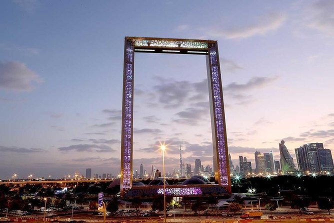 Dubai Frame Admission Ticket