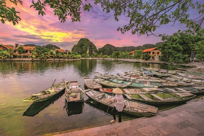 2 Days Small Group Tour to Ninh Binh from Hanoi