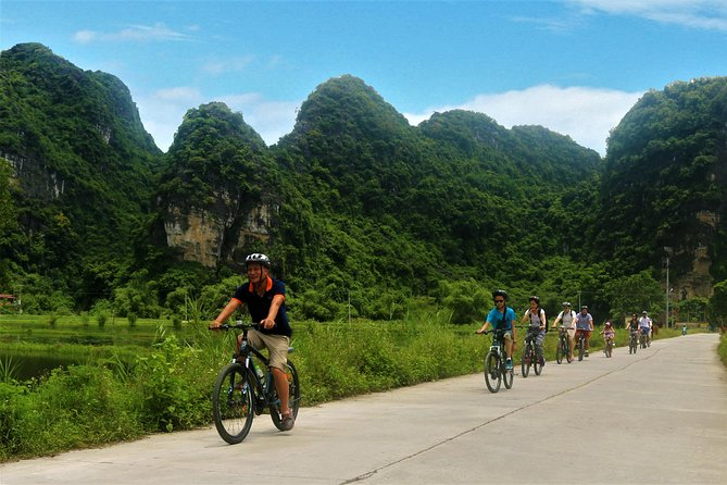 Full-Day Small Group Tour to Ninh Binh and Trang An Grottoes from Hanoi photo 11