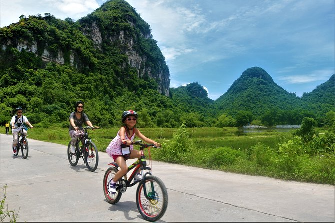 Full-Day Small Group Tour to Ninh Binh and Trang An Grottoes from Hanoi photo 2