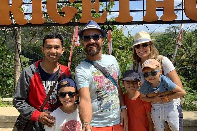 Jomblang Cave Adventure Tour and Sri Gethuk Waterfall