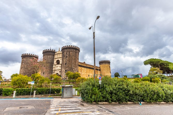 Historical Walk through Naples with a Local
