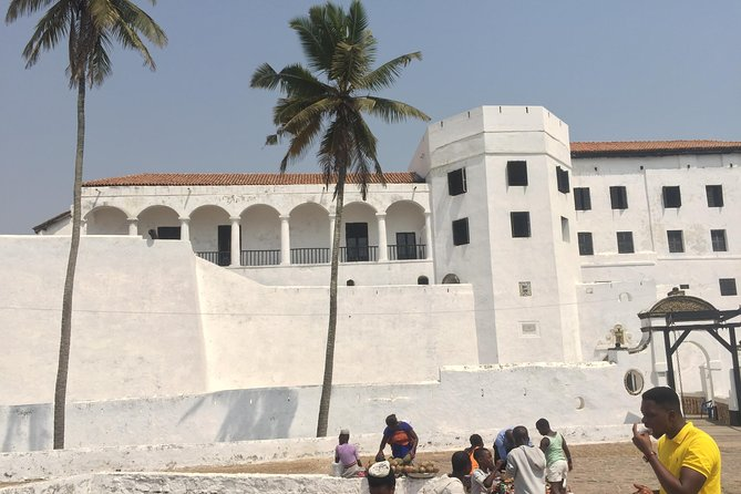 A Day Trip To The Slave Dungeons [Cape Coast]
