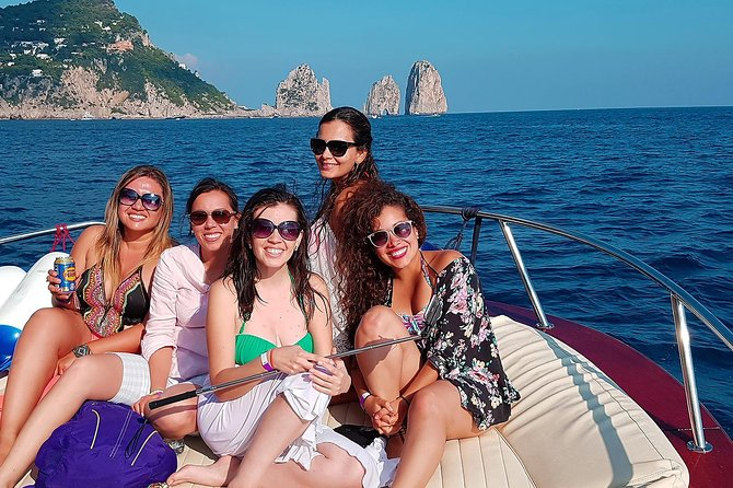 Capri Fun & Swim with Blue Grotto - Small Group from Sorrento photo 9