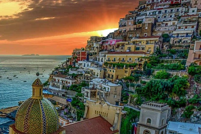 From Naples: Private shore excursions Amalfi Coast